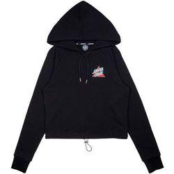 bluza SANTA CRUZ - Not A Dot Hood Black (BLACK)