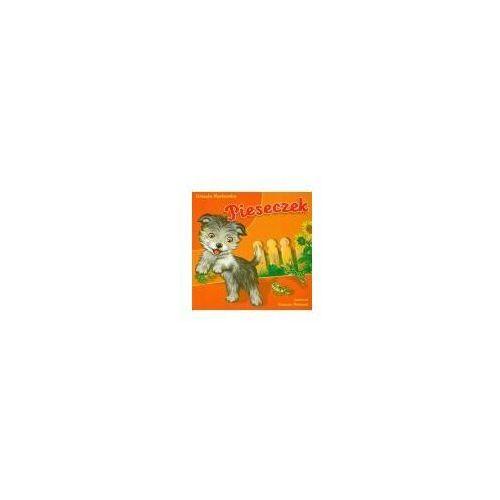 Książki dla dzieci, Pieseczek bajki dla malucha (opr. twarda)