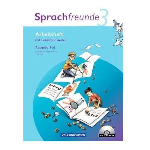Pozostałe książki, 3. Schuljahr, Arbeitsheft m. CD-ROM Kelch, Susanne