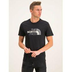 T-Shirt Easy NF0A2TX3JK3 Czarny Regular Fit