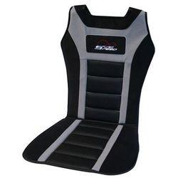 Pokrowiec na fotel Super Speed Czarno-Szary