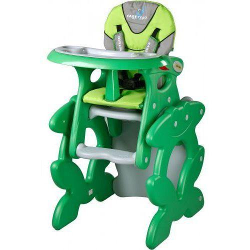 Krzesełka do karmienia, Krzesełko Caretero Primus - Green