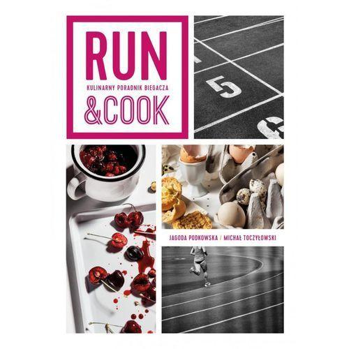 Hobby i poradniki, Run&Cook Kulinarny poradnik biegacza (opr. broszurowa)