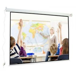 Ekran projekcyjny Avtek Wall Electric 240, 43