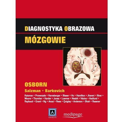 Książki medyczne, Diagnostyka obrazowa. Mózgowie (opr. twarda)