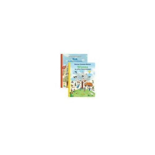 Książki dla dzieci, Pakiet: Rok na ulicy Czereśniowej, Wiosna na ulicy Czereśniowej (opr. twarda)