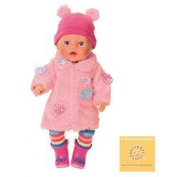 Darmowa dostawa kurierem od 300 zł! Baby Born Modny Płaszcz Ubranko dla lalki STREFADZIECIAKOW.PL
