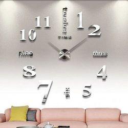 """Zegar ścienny """"zrób to sam"""" cichy #02S4 / 315mm"""