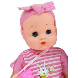 Interaktywna lalka - mówi, śmieje się + akcesoria L-8693 Zabawki - 11% (-10%)