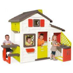 Domek SMOBY FRIENDS HOUSE z kuchnią