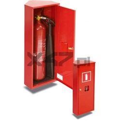 Szafka ochronna GN-600 na 1 gaśnicę - narożna (GP-4x, GP-6x, GS-2x lub UGS-2x)