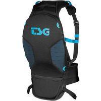 Pozostałe snowboard, ochraniacz kręgosłup TSG - backbone tank A 2.0 black (030) rozmiar: M