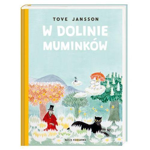 Książki dla dzieci, W Dolinie Muminków (opr. twarda)