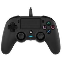 Gamepady, Kontroler BIG BEN Nacon Compact Controller Czarny do PS4