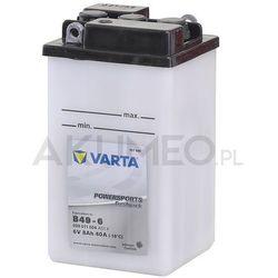 Akumulator VARTA Powersports B49-6 6V 8Ah 40A