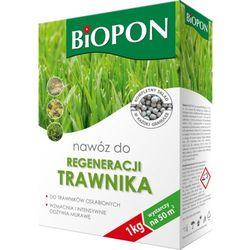 BIOPON nawóz granulowany do regeneracji trawnika 1 kg
