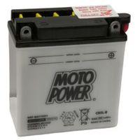 Akumulatory do motocykli, Akumulator motocyklowy Moto Power CB5L-B YB5L-B 12V 5Ah 65A EN P+