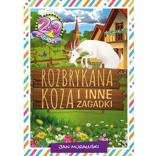 Książki dla dzieci, Rozbrykana koza