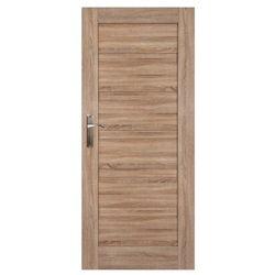 Drzwi pełne Everhouse Credis 70 prawe dąb sonoma