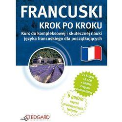 Francuski. Krok Po Kroku (2 Książki + 5 Cd Audio + Mp3 Z Programem Multimedialnym) (opr. kartonowa)