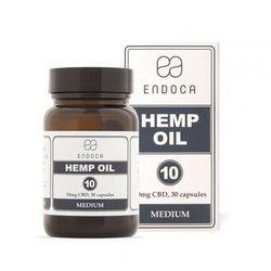 Kapsułki konopne Endoca 3% CBD 300mg