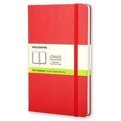 Notes P Moleskine Classic gładki czerwony