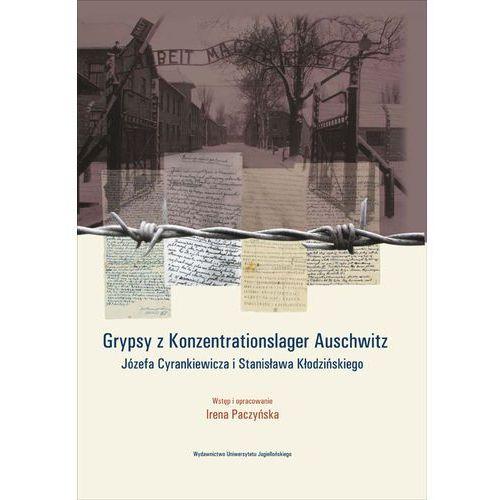 Historia, Gryps z Konzentrationslager Auschwitz Józefa Cyrankiewicza i Stanisława Kłodzińskiego (opr. twarda)