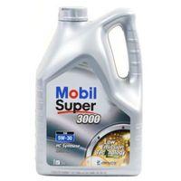 Pozostałe oleje, smary i płyny samochodowe, Mobil 1 SUPER 3000 XE 5W-30 5 Litr Pojemnik