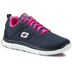 Buty SKECHERS - Obvious Choice 12058/NVPK Navy/Pink