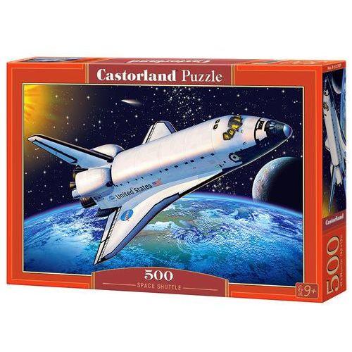 Puzzle, Puzzle Space Shuttle 500 - Castor
