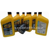 Oleje silnikowe, Olej Pennzoil 0W40 oraz oryginalny filtr MOPAR Jeep Grand Cherokee SRT 6,4 V8