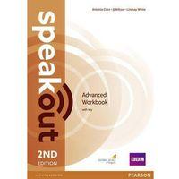 Książki do nauki języka, Speakout 2ed Edition Advanced. Ćwiczenia z Kluczem (opr. miękka)