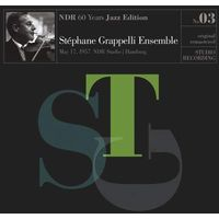 Jazz, Grappelli Ensemble, Stephane - Ndr Years Jazz Edition No.03