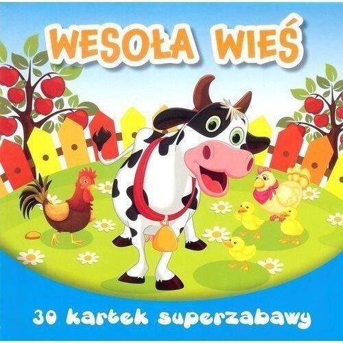 Książki dla dzieci, Wesoła wieś - Praca zbiorowa