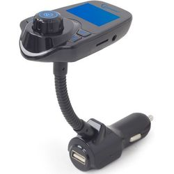 GEMBIRD TRANSMITER FM BTT-01 USB 2.0, AUX, MICROSD