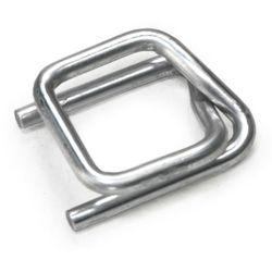 Klamry metalowe do taśm WG do taśmy o szer. 16 mm