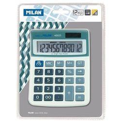 Kalkulator MILAN Kalkulator 12 pozycyjny beżowy 40925BL - WIKR-982323 Darmowy odbiór w 22 miastach!