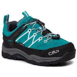 Trekkingi CMP - Kids Rigel Low Trekking Shoes Wp 3Q13244 Curacao/Antracite 08LD