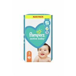 Pieluchy Pampers rozm 3 6-10kg 5O41F5 Oferta ważna tylko do 2031-10-22