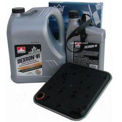 Filtr oraz olej Dextron-VI automatycznej skrzyni biegów 4SPD Plymouth Breeze