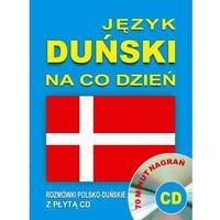 Książki do nauki języka, Język duński na co dzień. Rozmówki polsko-duńskie z płytą CD (opr. kartonowa)