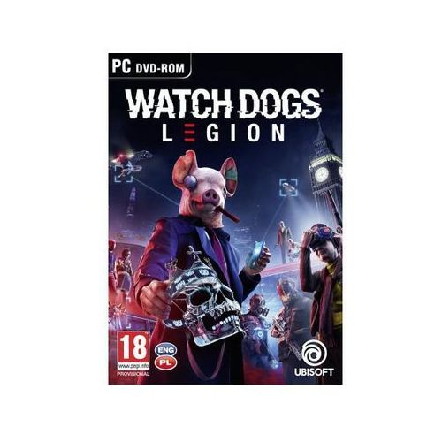 Gry na PC, Watch Dogs (PC)