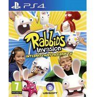 Gry na PlayStation 4, Rabbids Invasion (PS4)