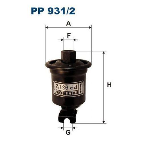 Filtry paliwa, PP931/2 FILTR PALIWA FILTRON