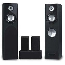 Zestaw głośników ELTAX Utah 5.0 Czarny + DARMOWY TRANSPORT!