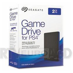 Dysk zewnętrzny SEAGATE STGD2000400 Game Drive 2TB do konsoli PS4