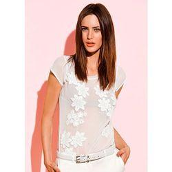 Bluzka bonprix biały