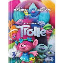 Trolle (wydanie z książką) (DVD) - Mike Mitchell