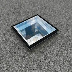 Okno do płaskiego dachu Fakro DMG P2 100x100