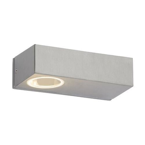 Lampy ścienne, Nowoczesny podłużna kinkiet zewnętrzny stal zawiera LED - Prim